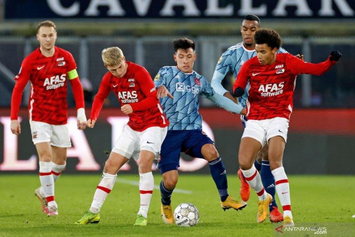 Liga Belanda, Ajax kian kokoh di puncak usai hancurkan AZ Alkmaar 3-0