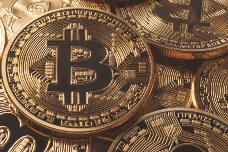 Wow, harga Bitcoin tembus Rp741 juta