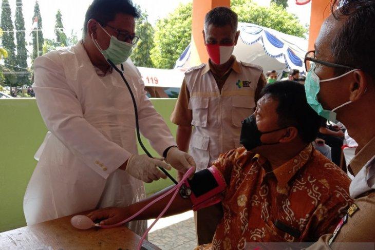 Bupati-Wabup Mukomuko tidak bisa ikut vaksinasi COVID-19