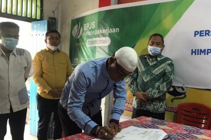 Dijamin perlindungan sosialnya, Asosiasi nelayan di Asahan - Tanjungbalai menjadi peserta BPJAMSOSTEK