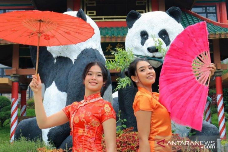 TSI Bogor gelar perayaan Imlek di Istana Panda dengan prokes ketat