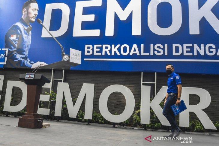 Ketua DPD Demokrat se-Indonesia kompak minta kader pengkhianat dipecat