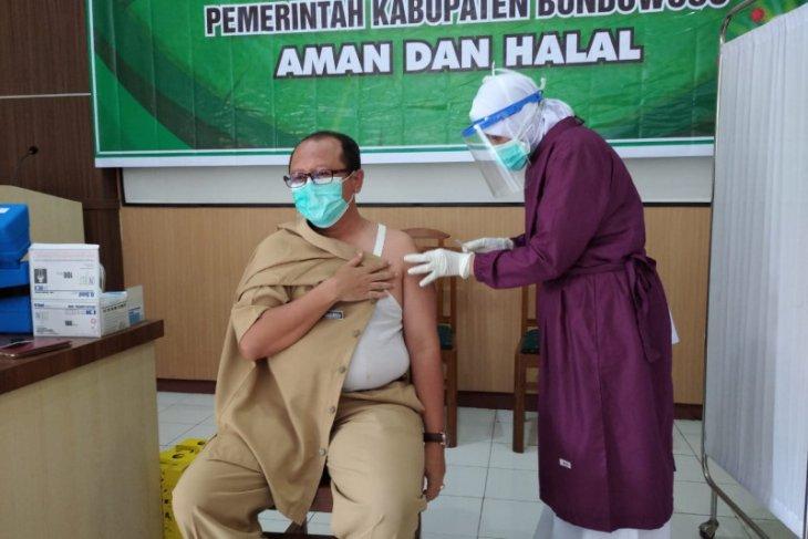 Bupati dan Ketua DPRD Bondowoso tidak bisa ikut vaksinasi COVID-19