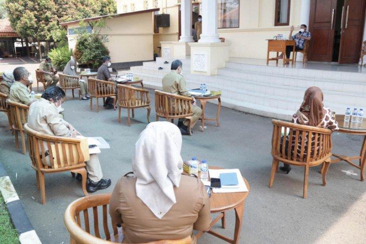 Gubernur Wahidin instruksikan OPD percepat pelaksanaan APBD 2021