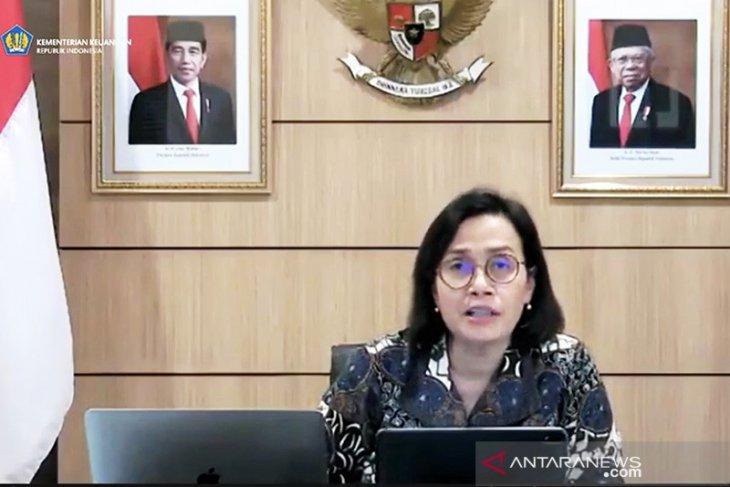 Menkeu paparkan lima kebijakan pendukung pemulihan ekonomi 2021