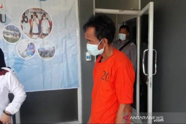Kurir narkoba asal Bengkulu Tengah dibekuk BNN