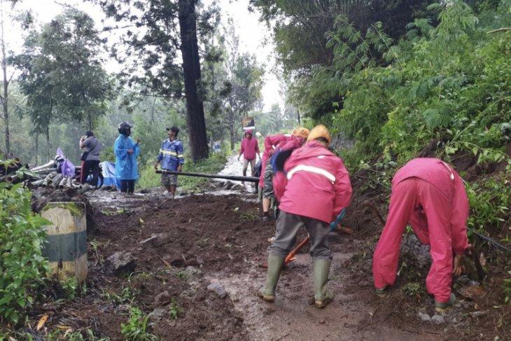 BPBD Kota Batu waspadai potensi longsor di Dusun Brau, belasan keluarga terancam
