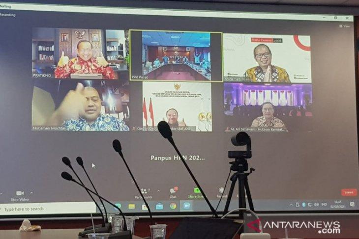 Presiden Jokowi dijadwalkan hadiri Hari Pers Nasional 2021