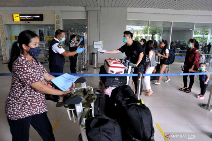 Bandara Ngurah Rai layani 212 ribu penumpang selama Januari 2021