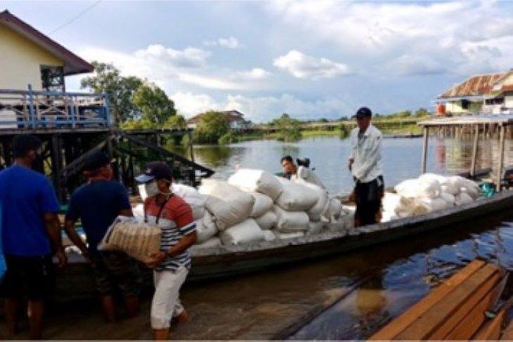 PT Pertani pasok benih padi unggul ke perbatasan Indonesia - Malaysia