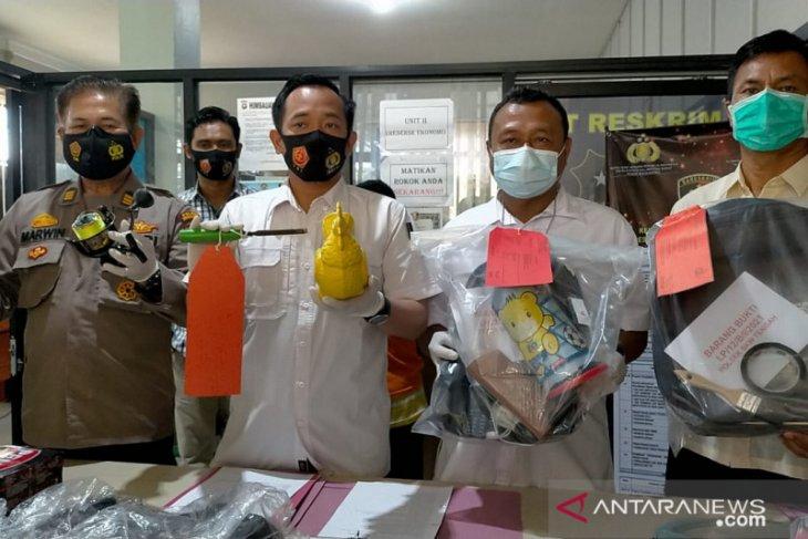 Satreskrim Polres Singkawang ungkap tindak pidana Curat di 23 TKP
