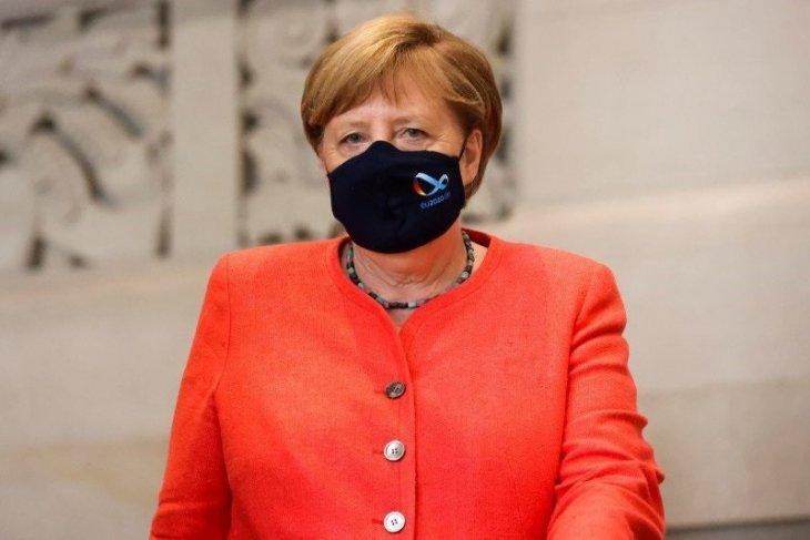 Merkel : Jerman dalam gelombang ketiga pandemi COVID-19
