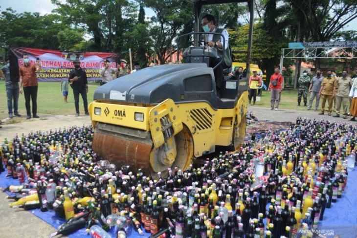 Perpres minuman alkohol dapat gerakkan ekonomi daerah
