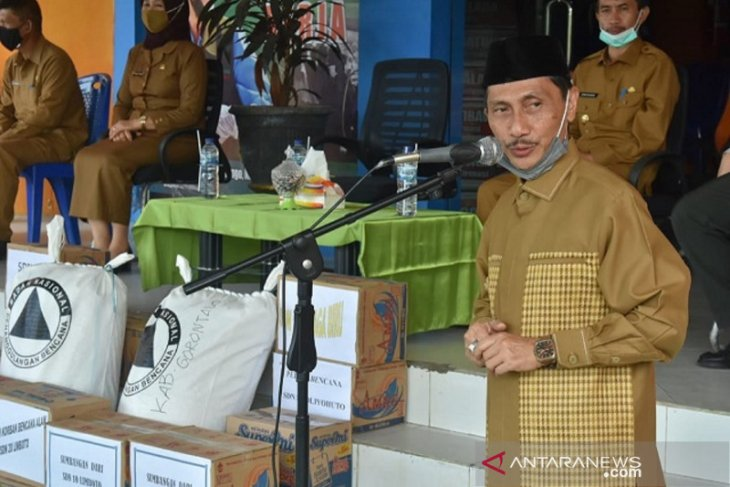 Pemkab Gorontalo kirim bantuan untuk korban bencana Sulbar dan Sulut
