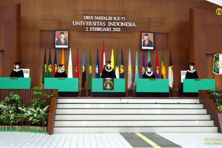 Dies Natalis ke-71, Universitas Indonesia luncurkan Center for Independent Learning