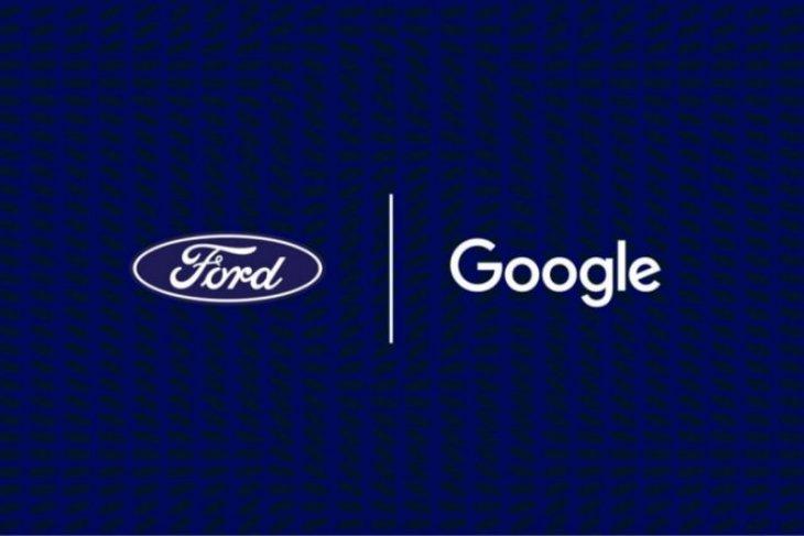 Ford - Google kerja sama untuk layanan data berbasis cloud