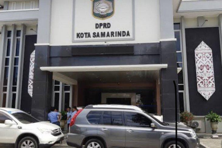 Sekretariat DPRD Kota Samarinda terapkan WFH