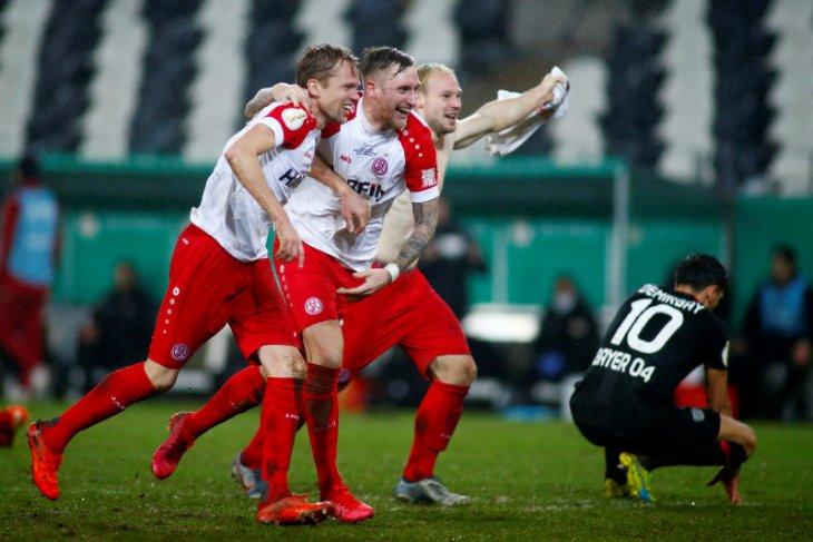Hasil Piala Jerman, Leverkusen tersingkir