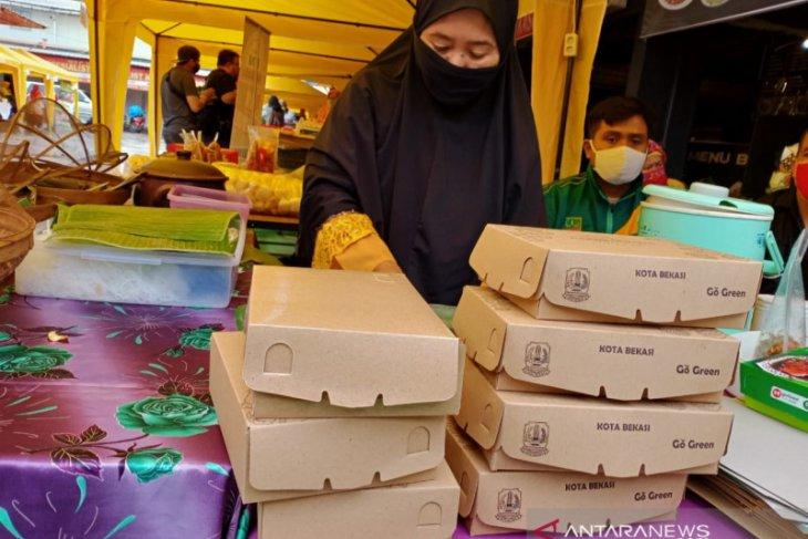 Pemkot Bekasi resmikan Pasar Kue Chandrabhaga