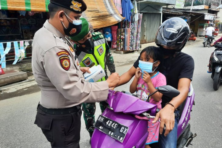 Positif COVID-19 bertambah 5.712 pasien, Gorontalo 4 kasus
