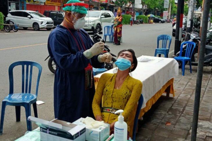 Tiga warga Buleleng terjangkit COVID-19 setelah dites cepat antigen