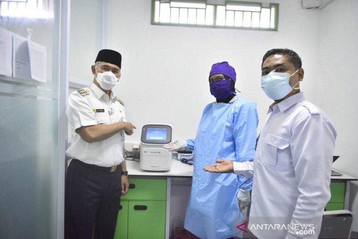 Wali Kota Jambi operasikan Labkesda untuk tes PCR COVID-19