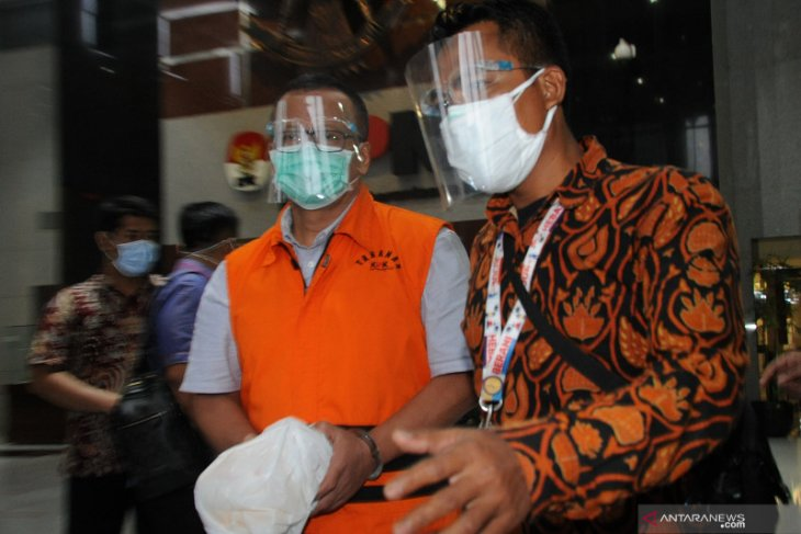 KPK konfirmasi Edhy kebijakan ekspor benih bening lobster