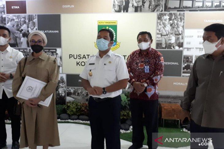 Asrama haji Kota Tangerang ditargetkan beroperasi 2023