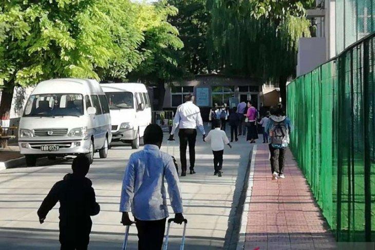 China tanpa penularan lokal COVID pertama kali dalam 2 bulan