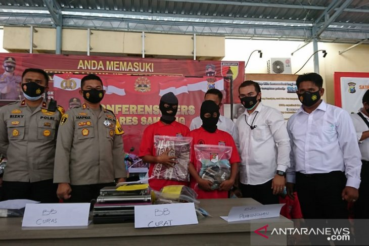 Dua pelaku pembunuhan sadis pelajar Sampang dibekuk polisi
