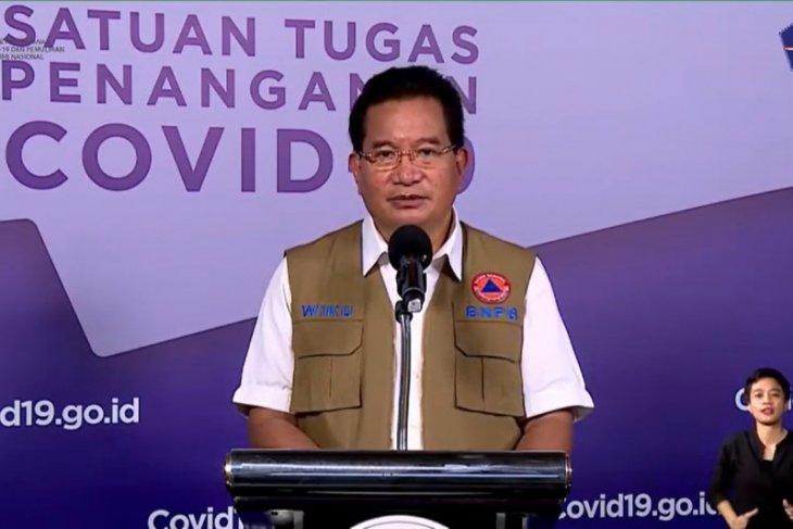 Pemerintah akan bentuk Posko Tangguh COVID-19 hingga RT/RW