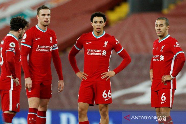 Thiago: Liverpool harus buktikan pantas tampil di Liga Champions