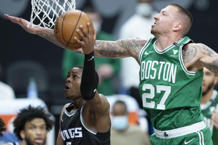 Sacramento Kings empaskan Boston Celtics 116-111