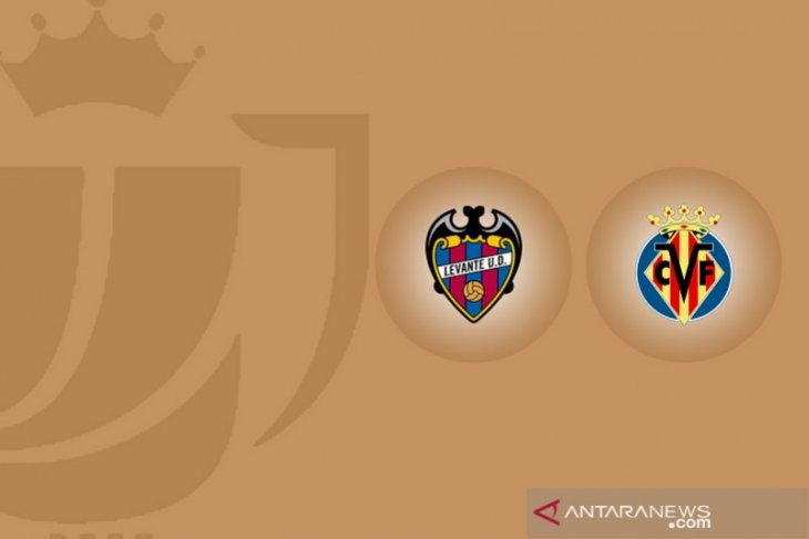 Levante singkirkan Villarreal dari Copa del Rey