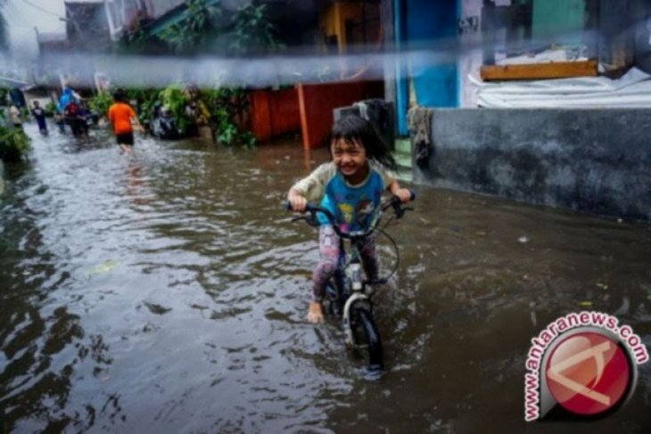BMKG projects downpour in Banten, Jakarta, West Java, Central Java