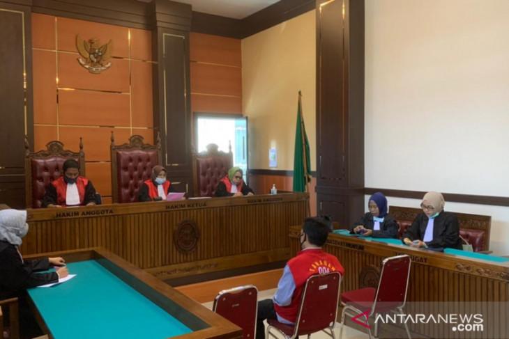 Selewengkan dana infak Masjid Raya, Oknum ASN divonis tujuh tahun penjara