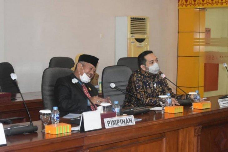 DPRD Provinsi Jambi Studi Banding ke DPRD Sumsel