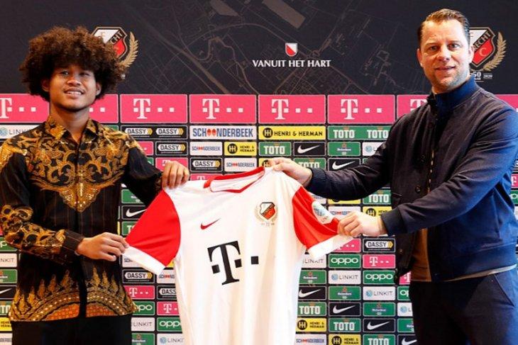Liga Belanda: FC Utrecht resmi perkenalkan Bagus Kahfi