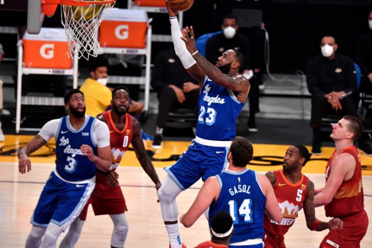 Warriors dan Rockets petik kemenangan
