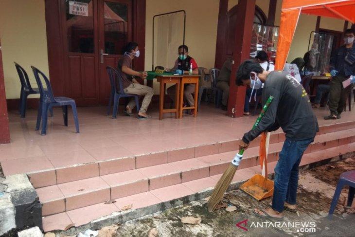 Operasi non-yustisi, Satpol PP jaring 75 pelanggar prokes di Bekasi