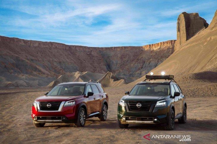Nissan Pathfinder segera distribusikan ke diler tahun ini