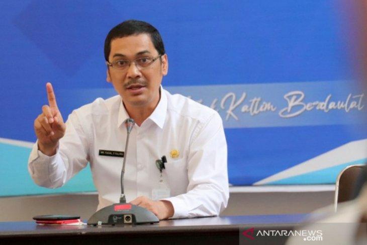 Intruksi Gubernur  masyarakat tidak lakukan aktivitas di luar rumah