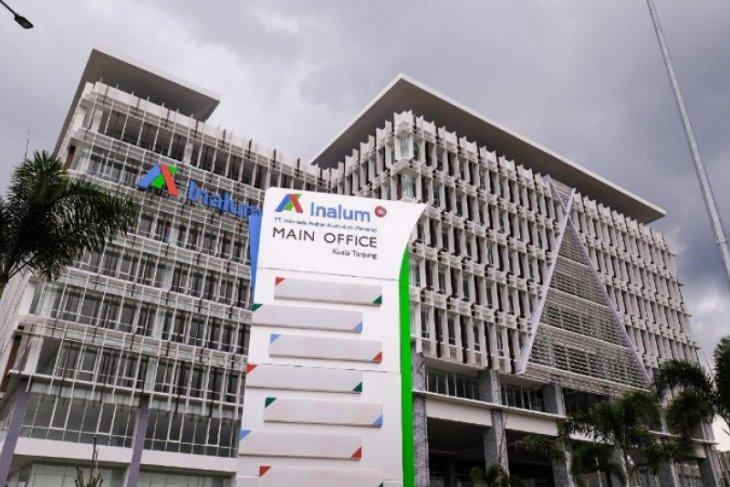 45 tahun hadir untuk Sumut, INALUM resmikan gedung perkantoran 8 lantai pertama