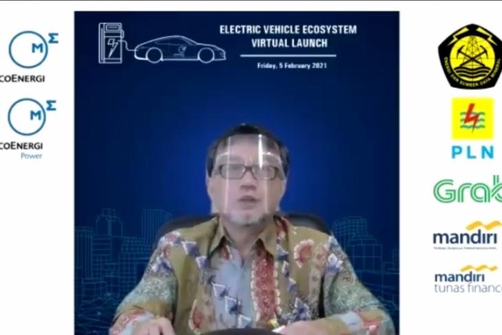 PLN sambut positif kerja sama dukung ekosistem kendaraaan listrik