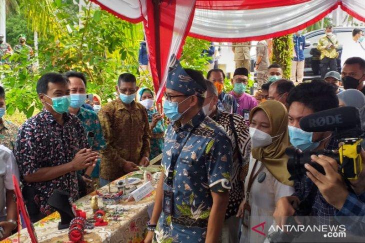 Menteri Sandiaga optimis parekraf segera pulih di tengah pandemi COVID-19