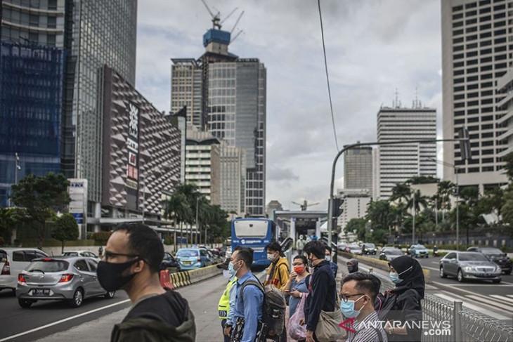 BI pertahankan proyeksi pertumbuhan ekonomi 4,1-5,1 persen tahun 2021