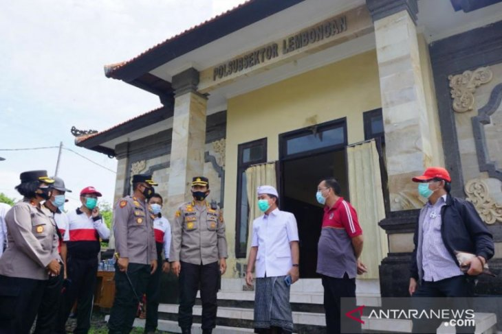 Pemkab Klungkung tukarkan aset tanah untuk Kantor Polisi Sampalan-Nusa Penida