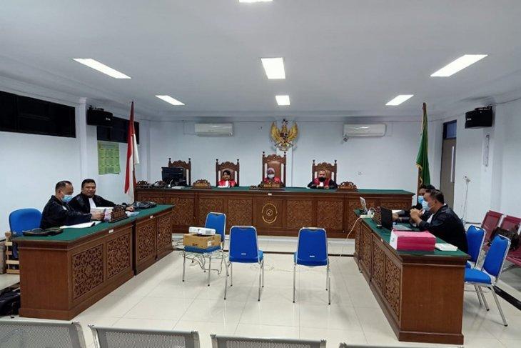 Didakwa korupsi insentif guru mengaji, mantan bendahara Dinas Syariat Islam dituntut 42 bulan penjara