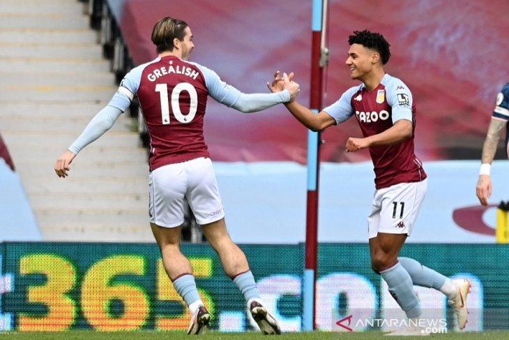 Liga Inggris, Ollie Watkins jadi pembeda Aston Villa saat menang atas Arsenal