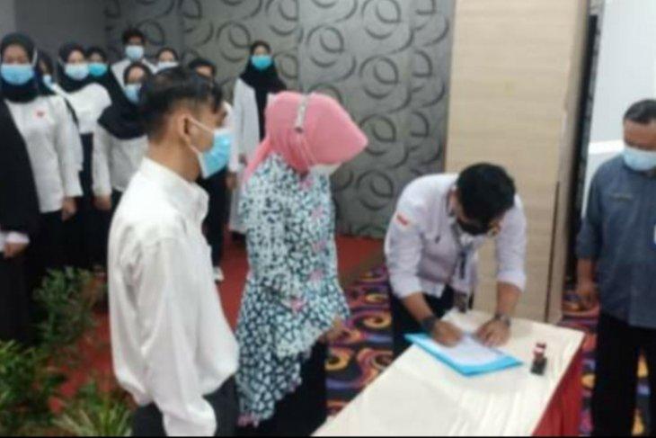 Pengurus Forum GenRe Kota Pontianak dilantik